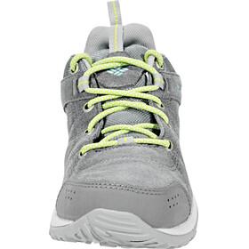 Columbia Fire Venture Low Waterproof Shoes Women Ti Grey Steel/Aquarium